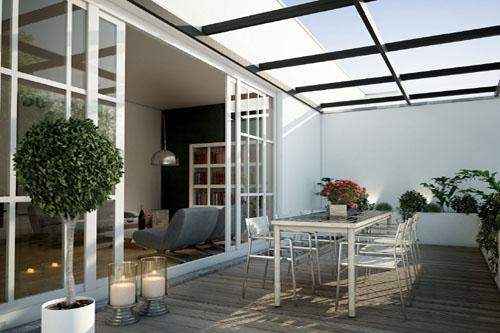 Super Loggia, letni salon, a może ogród zimowy? Jak stworzyć wymarzony SZ78