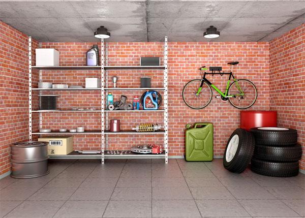 Jak Urządzić Garaż Sprawdź Jakie To Proste Aranżacje Wnętrz