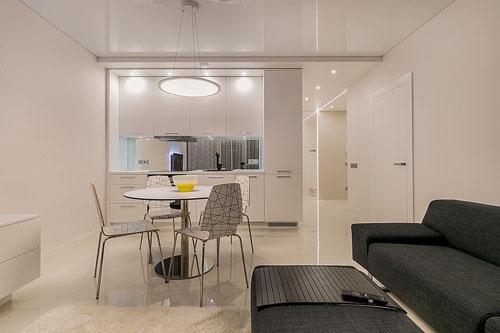 Pokój Z Aneksem Kuchennym Jak Urządzić Studio Wnętrza