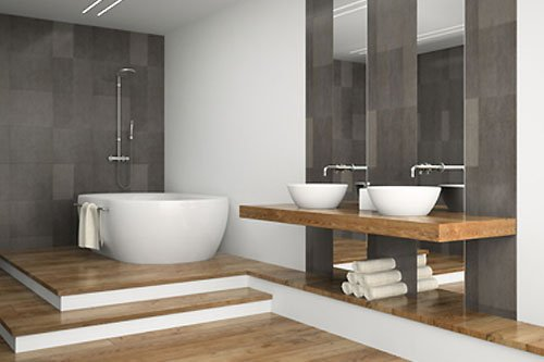 łazienka Z Drewnem Gatunki Drewna Impregnacja Aranżacje