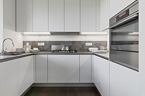 Mała kuchnia w bloku  jak ją urządzić?  Aranżacje -> Mala Kuchnia W U
