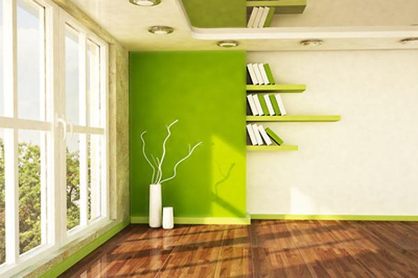 Zielony kolor w Twoim domu  zielony salon, pokój, kuchnia